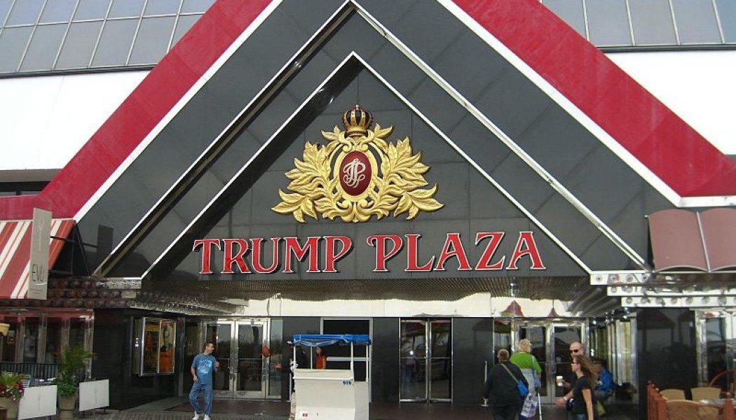 trump plaza open