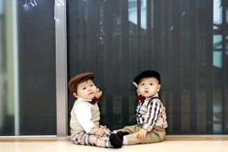 twins skip a generation