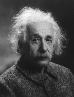 I need help writing a good thesis statement for Albert Einstein?