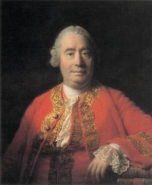 What is Hume's attitude towards custom?
