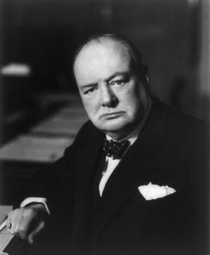 Quick Opinion Question on Winston Churchill's