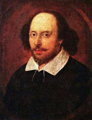 One word from a Shakespeare play as a subject for a research paper?